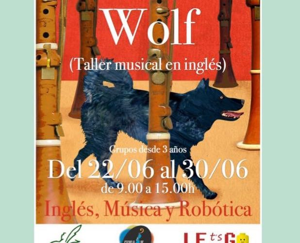 TALLER PETER AND THE WOLF