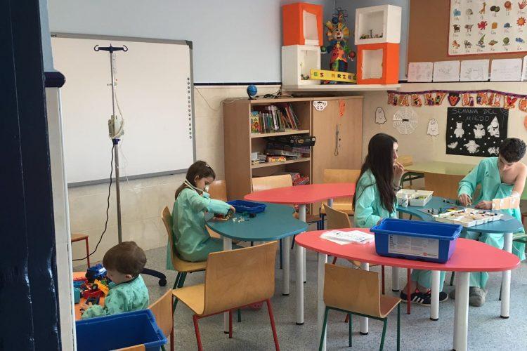 Taller Hospital Materno Infantil Badajoz